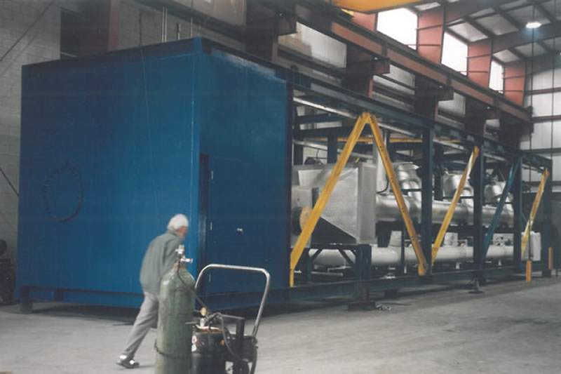 High Pressure Process Piping Systems | Greco Bros